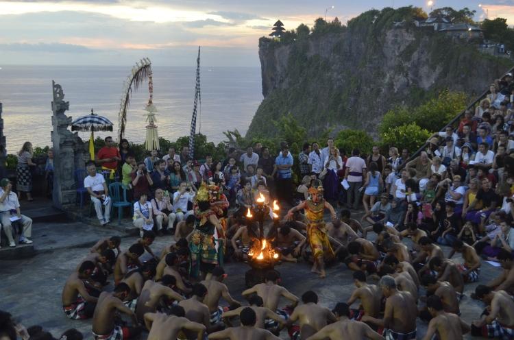 dança bali turismo indonesia
