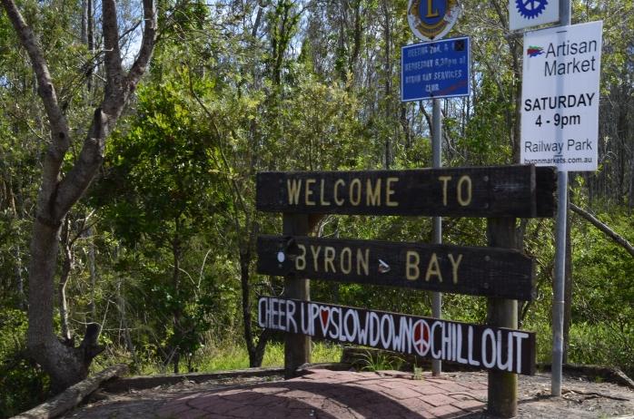 Bem vindos a Byron Bay