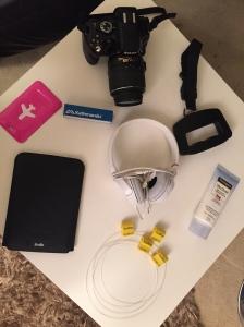 Kit de viagem