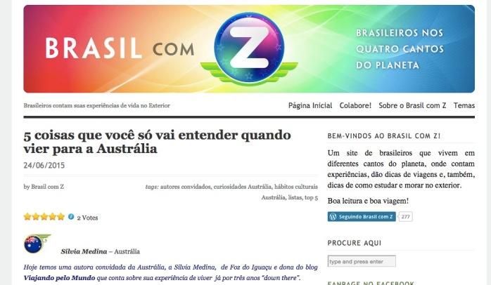 Brasil com Z