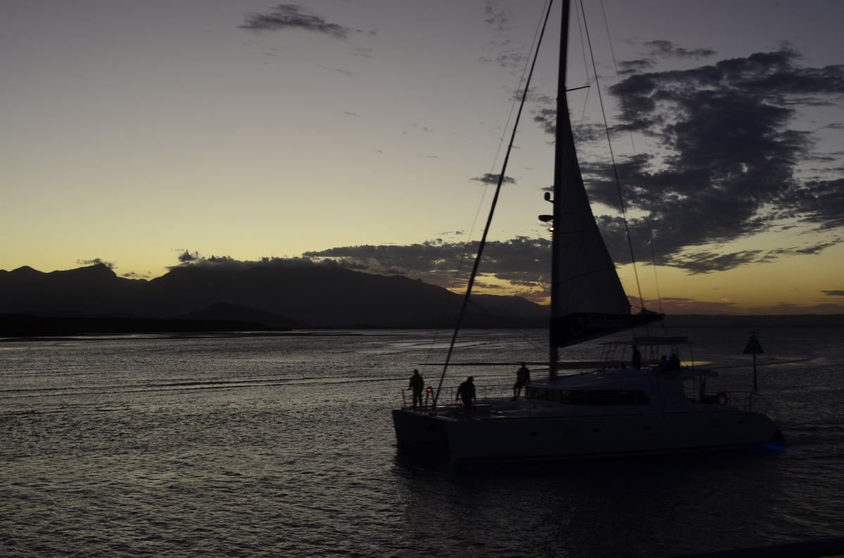Cairns, o nordeste Australiano