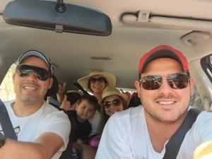 Viajando em Família