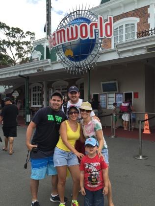 Parques temáticos Austrália com Família