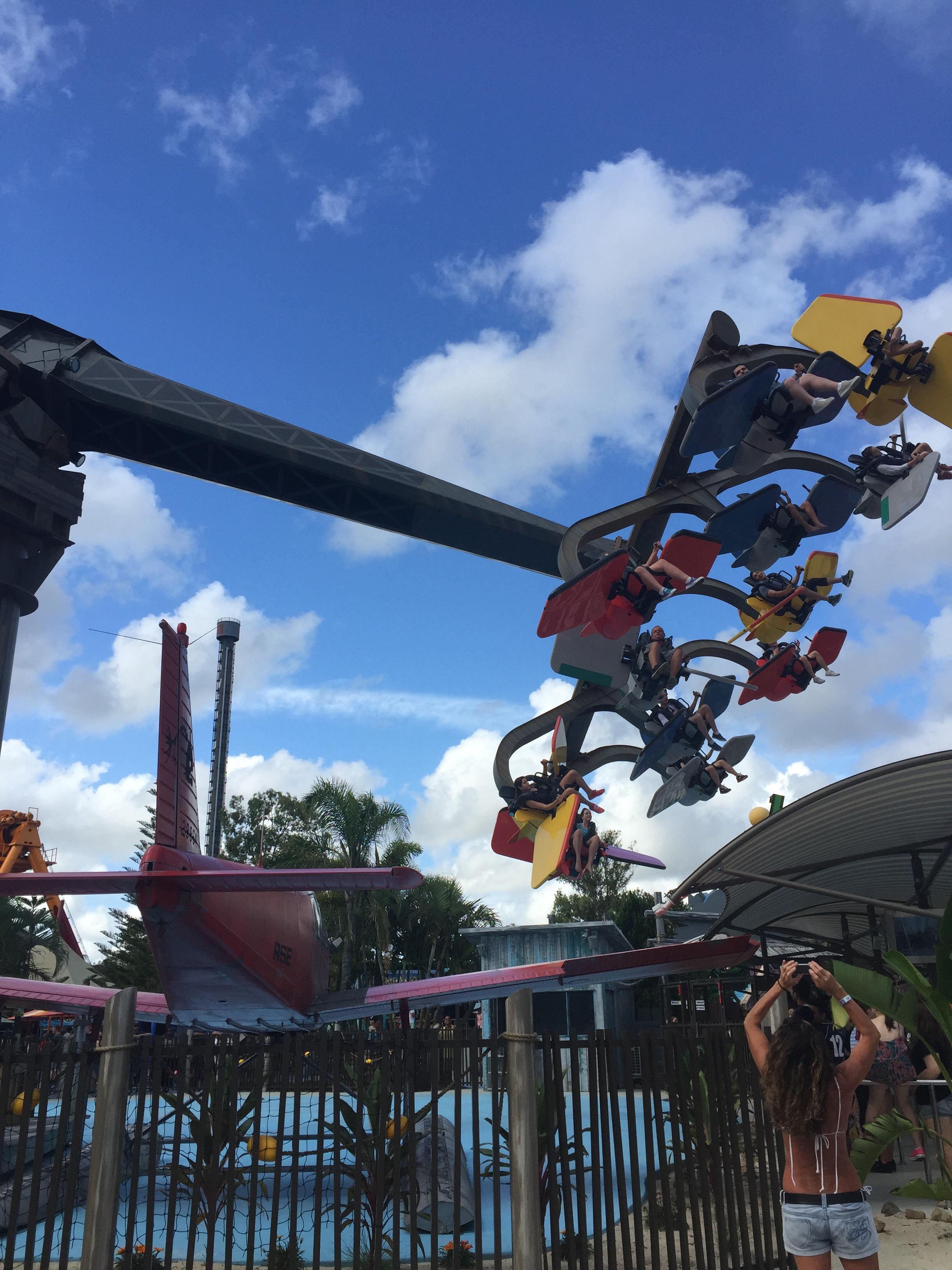 Parque temático Gold Coast Australia