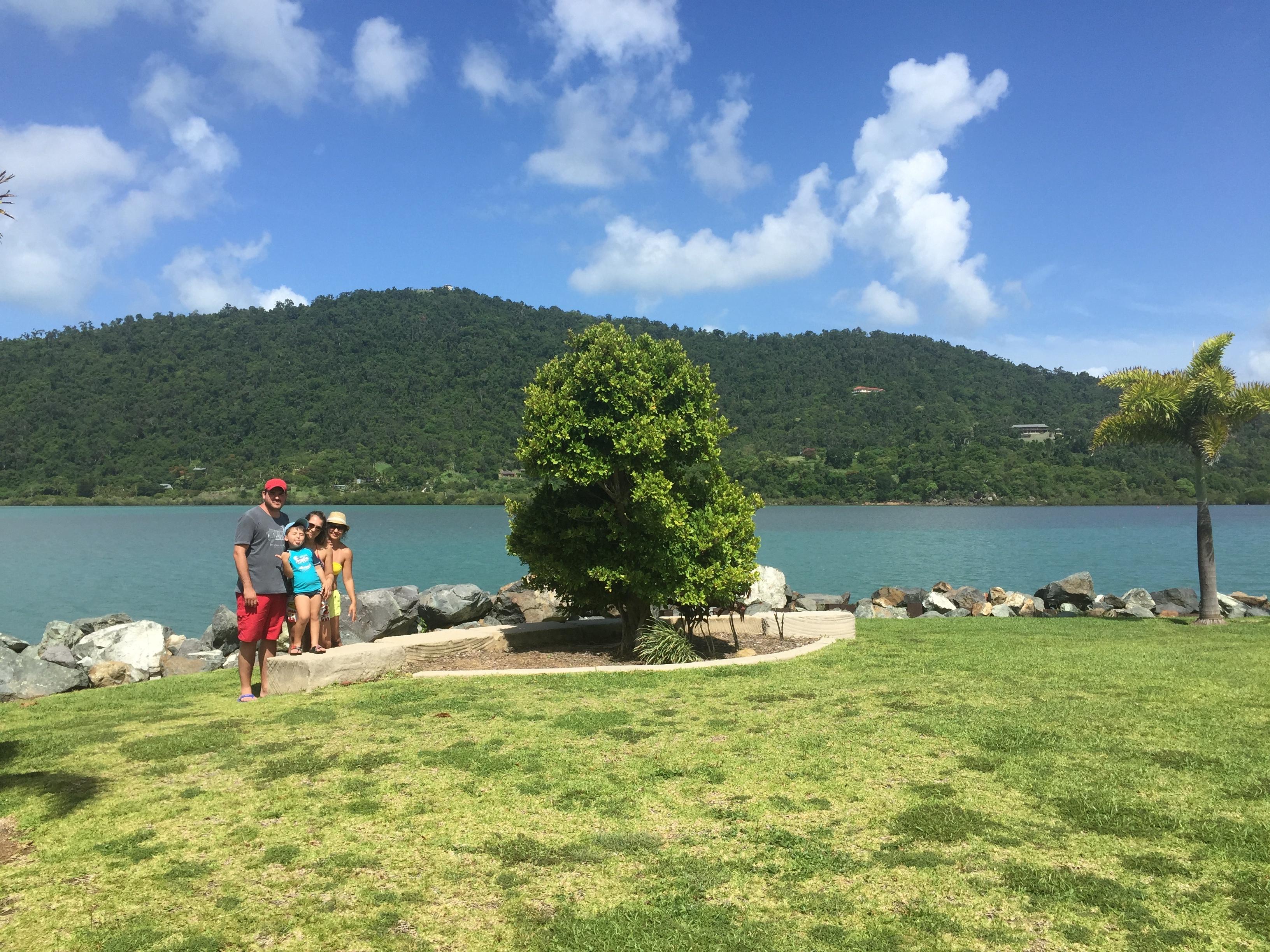 Viajando com família Australia