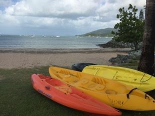 Kayak praia na Australia