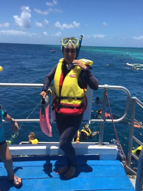 Grande Barreira de Corais mergulho