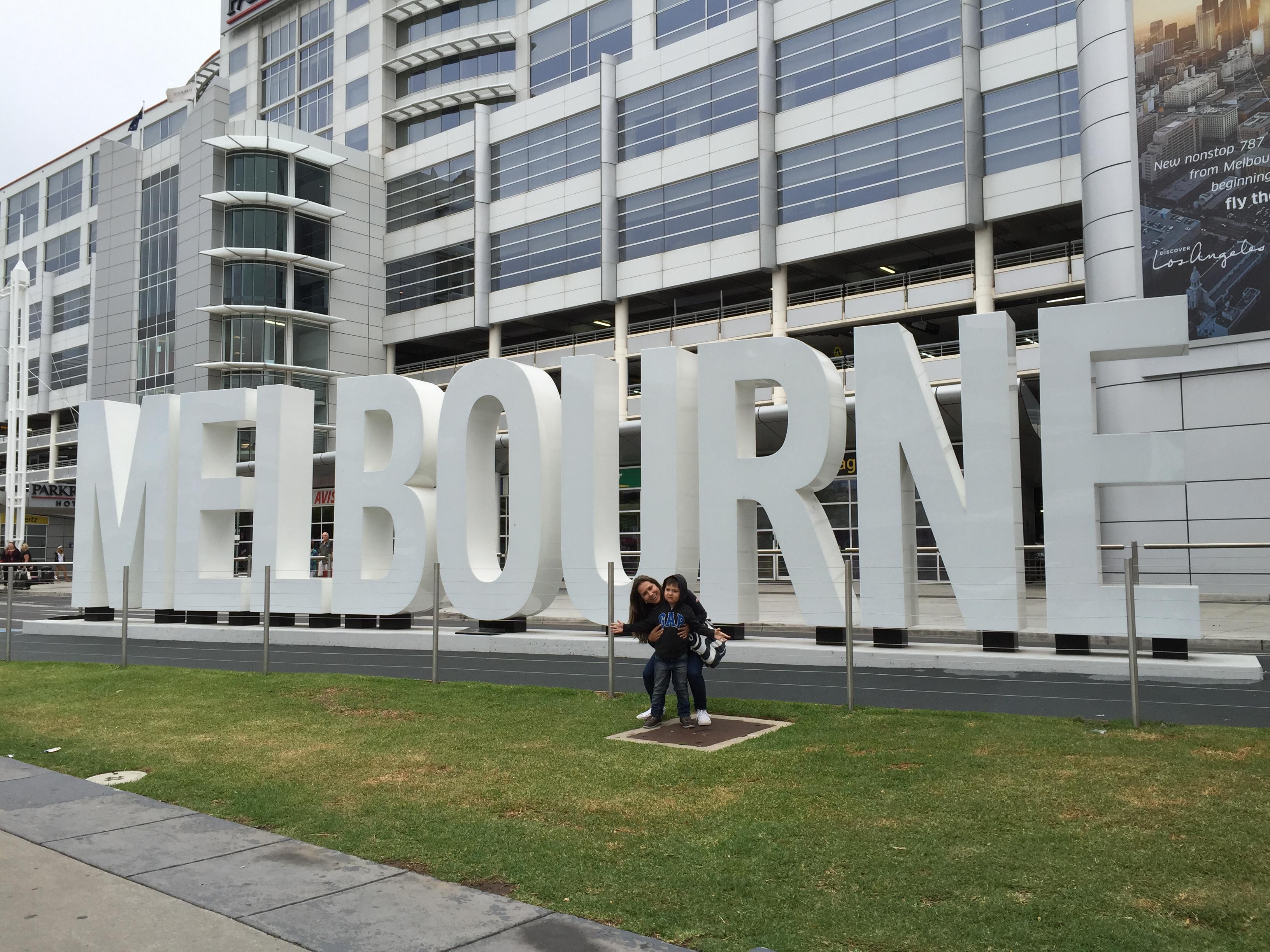 Melbourne aeroporto