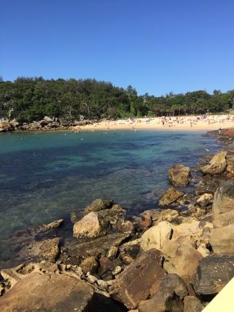 Praia linda australia