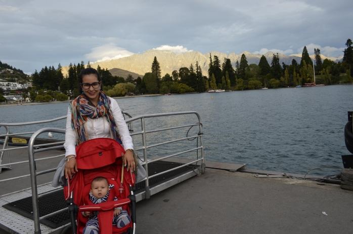Nova Zelandia em família