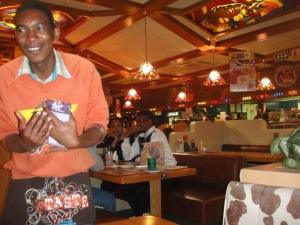 onde comer na africa