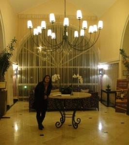 Hotel na Africa do Sul
