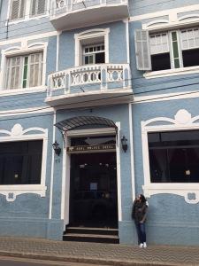 hotel fachada historia