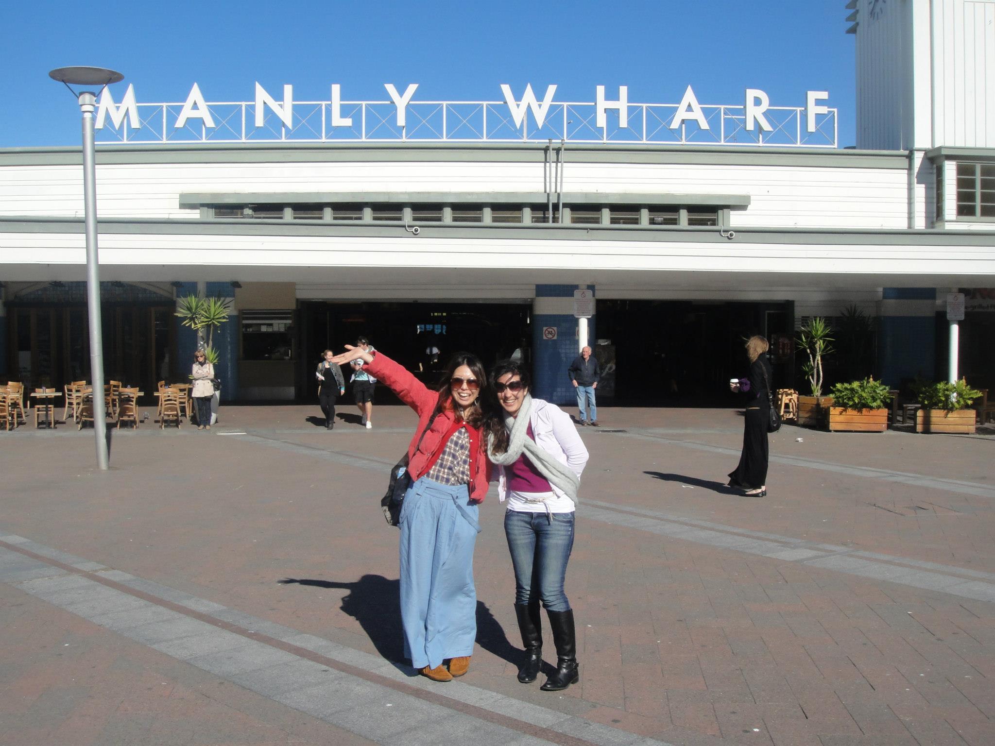 Manly Ferry onde ficar