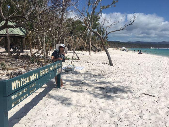 Whitsunday Island whitehaven beach
