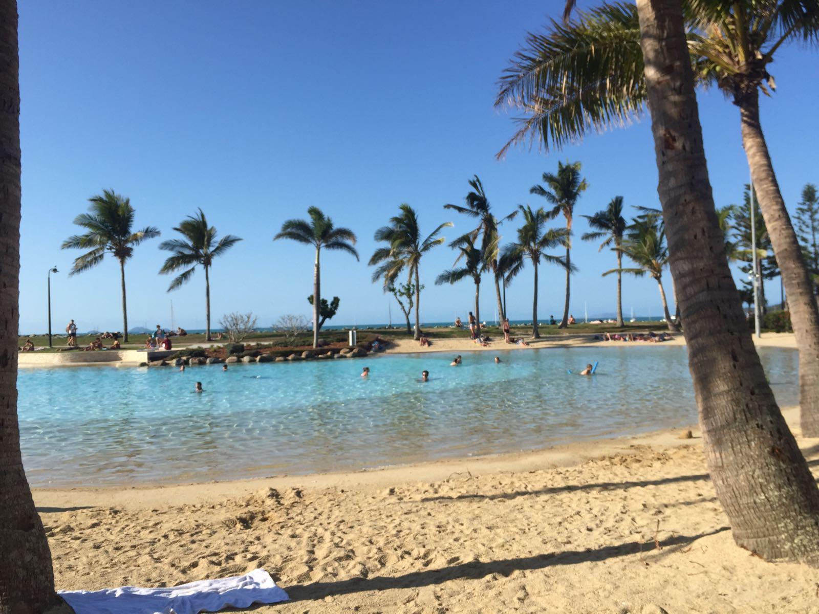 Airlie Beach Lagoon Queensland