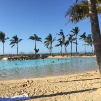 A melhor praia da Austrália - Whitehaven Beach