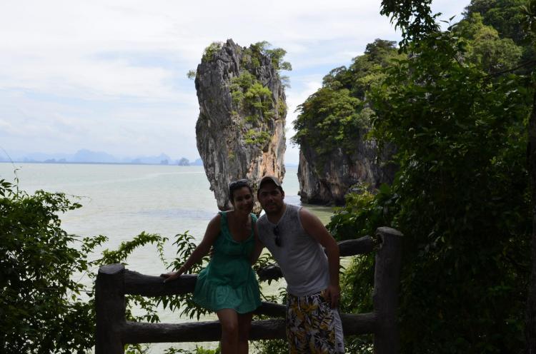 cenário filme thailandia