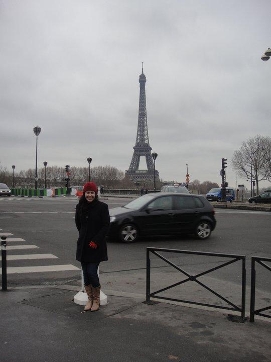 Silva medina em paris