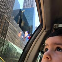Stopover em Nova York em Família
