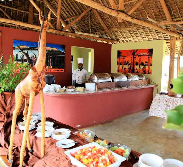 comida quenia