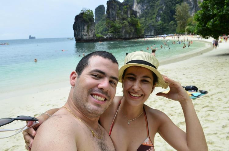 praia roteiro thailandia