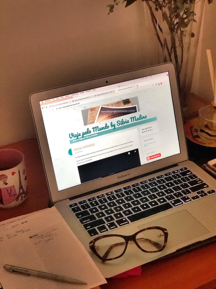 Como funciona um blog