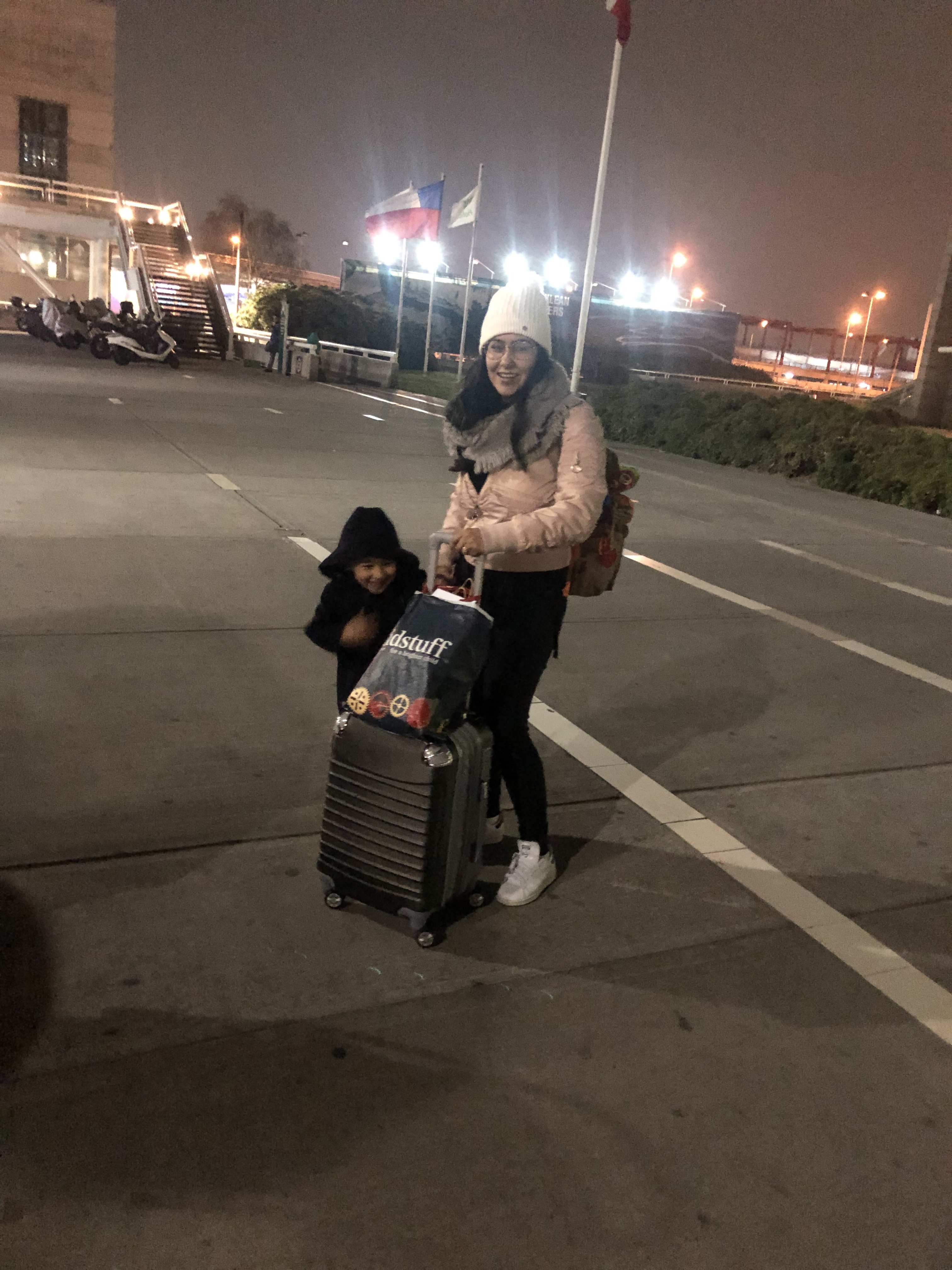 santiago chile aeroporto