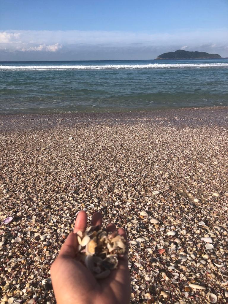 Roteiro praia Australia